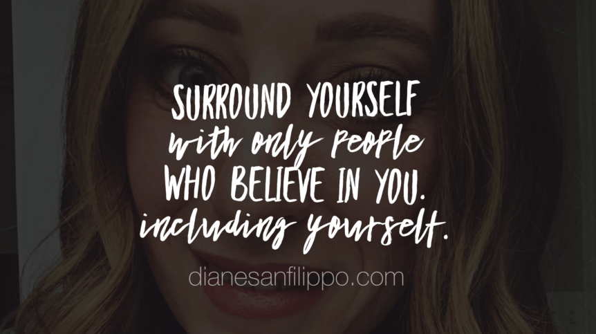 Do you believe in yourself? | Diane Direct